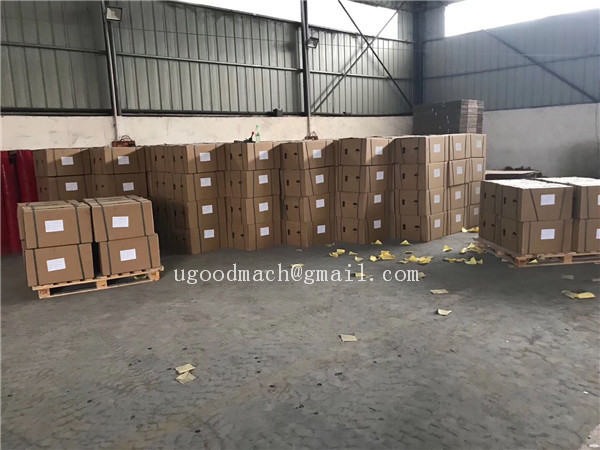 One Container of Chaff Cutters Delivery to India