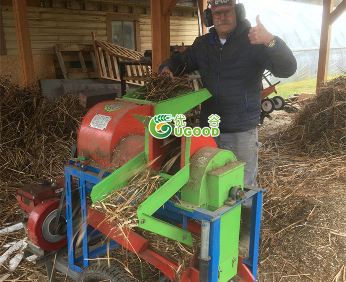 Canadian Client's Feedback about the UGT-10 Multi-Crops Thresher