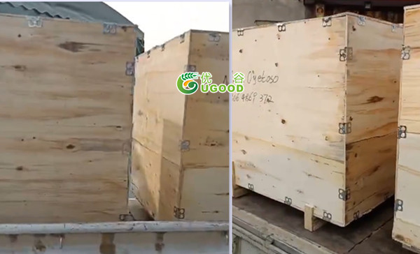 30 Sets of Maize and Sesame Seeding Machine Delivered to Nigeria