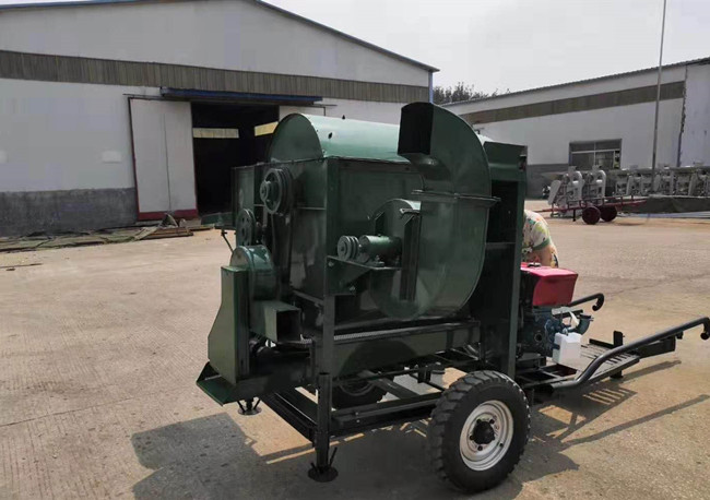 Large Multi-crops Threshers Delivered to Guangdong