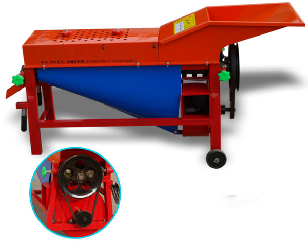 Maize Husker Machine Delivery
