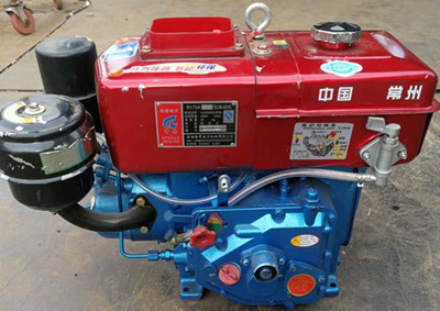 diesel generator for crops thresher machine