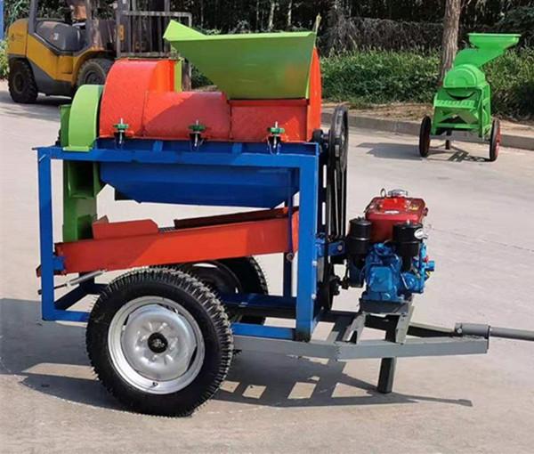 Chia Thresher Chia Threshing and Cleaning Machine