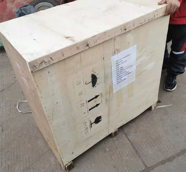 UGT-10S Crops Thresher Machine Delivery to Saudi Arabia