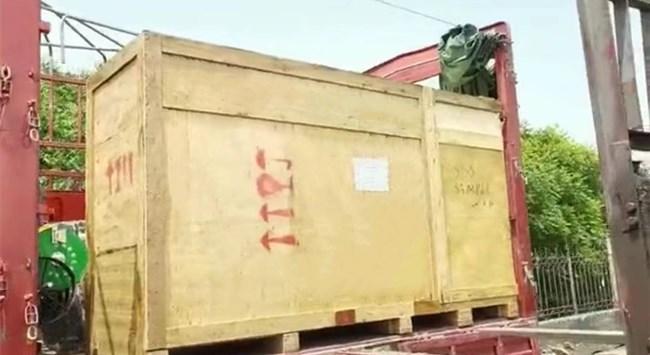UGT-15 Multi-crops Thresher Export to Kenya