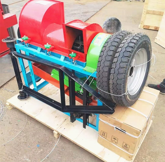 Canadian Client's Reorder for UGT-10 Multi-crops Threshers
