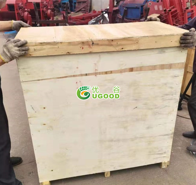Small Chia Thresher with Sufficient Spare Parts and Electric Motor Delivery to Guangzhou