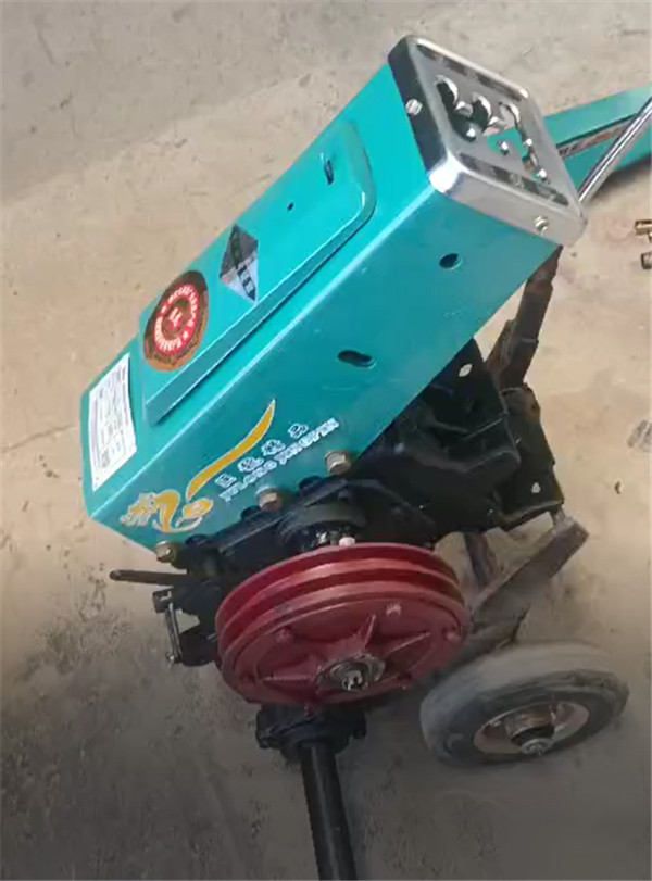 Walking Tractors, Swamp Wheels and Paddy Harvester Delivery to Rwanda