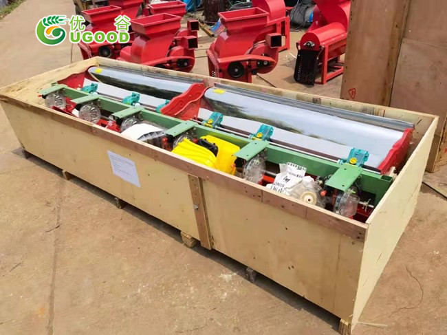 Sunflower Beans Maize Threshers and Seeds Seeders Delivery to Tanzainia