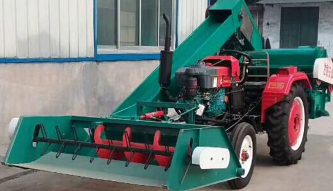 UGT-07 Fully Automatic Corn Threshing Machine Integrated Maize Dehusking Shelling Machine