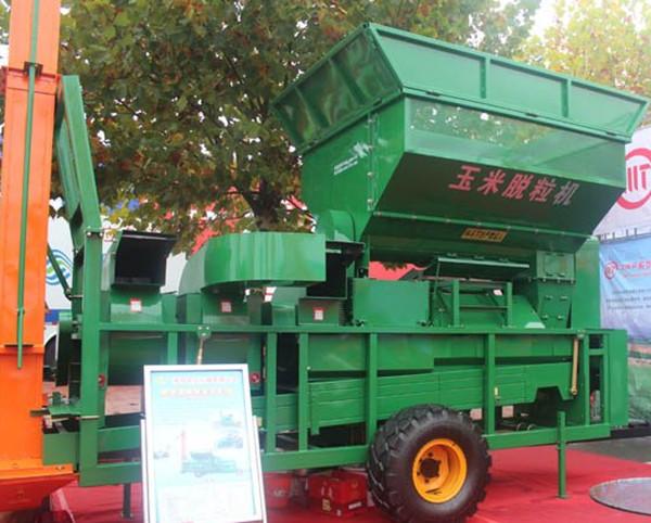 UGTL-2 PTO Large Portable Maize Shelling Machine Maize Sheller