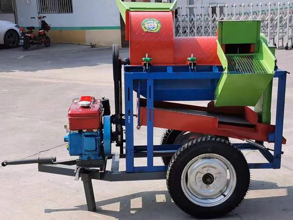 Multi-Purpose Corn Threshing Machine