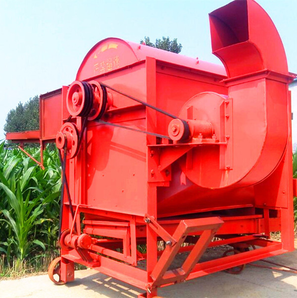 UGT-125 Sesame Threshing and Cleaning Machine