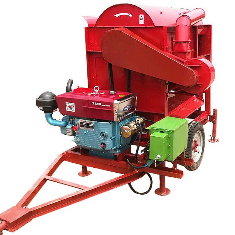 UGT-125 Quinoa Threshing Machine Large Quinoa /Wheat/ Paddy /Millet Thresher