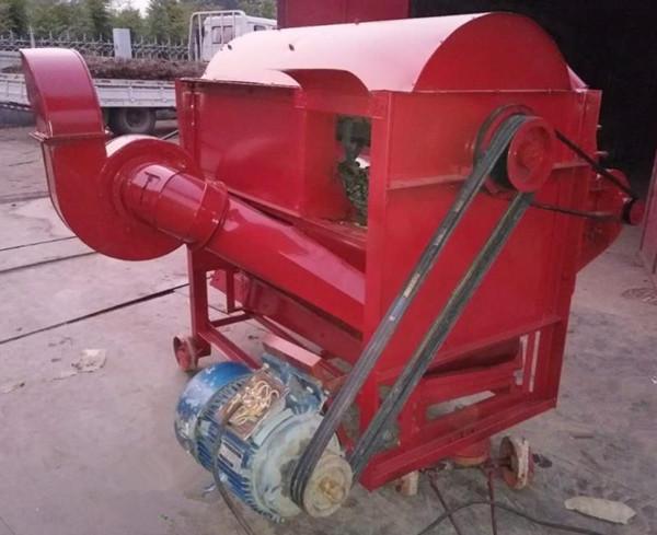 Quinoa Threshing Machine