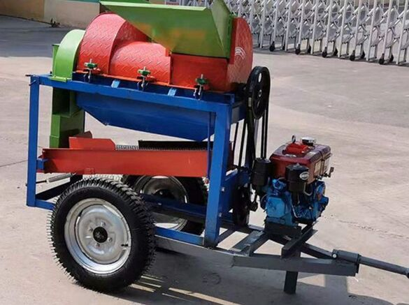 Fonio Threshing Machine Fonio Thresher